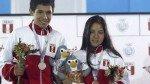 Juegos de la Juventud: peruanos ganaron medallas de plata y bronce - Noticias de vivienne paulett