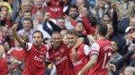 Arsenal disfruta su semana más feliz como líder de la Premier League - Noticias de stan kroenke