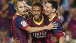 Barcelona encadenó su sexto triunfo al golear 4-1 a la Real Sociedad - Noticias de javier paredes
