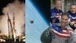 Nave Soyuz se acopló a la Estación Espacial Internacional - Noticias de luca parmitano
