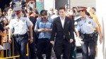 """A Messi le gritaron """"ladrón"""" y """"campeón"""" durante su presentación al juzgado - Noticias de cristobal martell"""