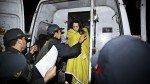 Eva Bracamonte saldrá hoy antes del mediodía del Penal de Mujeres - Noticias de melissa reid