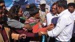 Ollanta Humala llegó a Arequipa para supervisar la zona afectada por sismo - Noticias de alca
