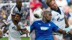 Jefferson Farfán jugó en el empate 3-3 del Schalke frente al Hoffenheim - Noticias de anthony modeste