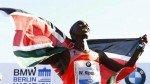 Keniata Wilson Kipsang batió el récord mundial de maratón en Berlín - Noticias de wilson kipsang