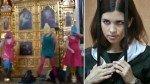 Una de las Pussy Riot acabó en el hospital por huelga de hambre - Noticias de maria aliojina