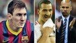 El SMS de Messi que desató la furia de Ibrahimovic hacia Pep Guardiola - Noticias de sebastian fest