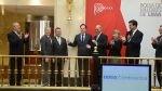 BBVA dio el campanazo en la BVL por sus 60 años en el mercado bursátil - Noticias de alex fort