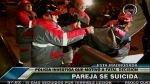 Una pareja de jóvenes se suicidó con veneno en una casa de San Luis - Noticias de luis contreras briceno