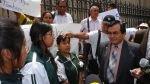 Arequipa: colegiales de Mollendo exigen la reconstrucción de su plantel - Noticias de hambre