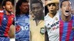 Cinco jugadas inolvidables que marcaron la historia del fútbol mundial - Noticias de rafael alkorta
