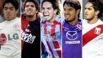 Cinco goles de Juan Vargas que dejaron huella en su carrera [VIDEOS] - Noticias de enrique macaya marquez