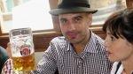 Pep Guardiola fue un bávaro más en la famosa Oktoberfest de Múnich - Noticias de trajes típicos