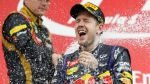 F1: Sebastian Vettel ganó en Corea y acaricia su cuarto título mundial - Noticias de asia sur cares