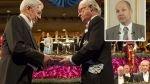 Hace tres años Mario Vargas Llosa ganó el Premio Nobel de Literatura [VIDEO] - Noticias de peter englund