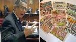 Fujimori afrontará desde hoy juicio oral por el Caso Diarios Chicha - Noticias de chato manrique