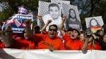 Cientos de indocumentados marcharon por ley de inmigración en Washington - Noticias de ley de inmigración