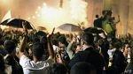 Brasil: manifestantes interrumpen visita de FIFA a estadio mundialista - Noticias de estadios de fútbol