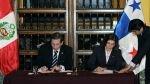 Perú y Panamá acordaron suprimir las visas de turismo y negocios - Noticias de fernando nunez fabrega