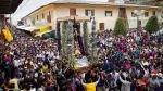 Ayabaca recibe a 70 mil peregrinos para rendir honores al Señor Cautivo - Noticias de pilar talledo