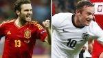 España e Inglaterra lograron el pase directo al Mundial Brasil 2014 - Noticias de juan albacete