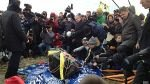 Recuperan meteorito que cayó en lago ruso - Noticias de meteorito