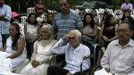 Ancianos paraguayos tardaron 80 años en celebrar su boda religiosa - Noticias de martina lopez