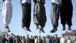 Irán: sobrevivió a un ahorcamiento de 12 minutos y ordenan ejecutarlo otra vez - Noticias de richard galpin