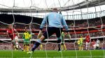 Lección de fútbol: mira el sensacional gol que marcó hoy el Arsenal [VIDEO] - Noticias de jonathan howson