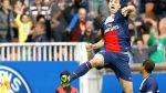 Para Ibrahimovic no hay imposible: metió el taco y marcó un golazo [VIDEO] - Noticias de zaltan ibrahimovic