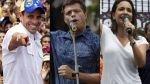 """Venezuela: Maduro dice que """"trilogía del mal"""" promueve sabotaje económico - Noticias de henri falcon"""