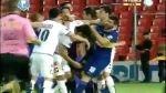 Repudio en Argentina por gresca de jugadores de Boca y Godoy Cruz [VIDEO] - Noticias de pedro arganaraz