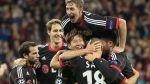 Autor del gol fantasma anotó dos tantos en 4-0 de Leverkusen sobre Donetsk - Noticias de champions leage