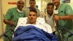 Paolo Guerrero fue operado del pie izquierdo esta mañana - Noticias de julio stancati