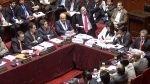 Toledo vs. fujimoristas: los momentos más tensos en Fiscalización [VIDEO] - Noticias de zarai toledo
