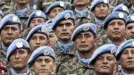 Destacan cooperación peruana en contingentes de paz de ONU - Noticias de cascos azules