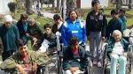 Dieciséis pacientes sin identidad sufren abandono familiar en el Valdizán - Noticias de elba leon
