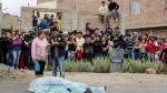 Profesora murió por bala perdida en ataque contra trabajadores de Pucalá - Noticias de chiclayo zonia custodio