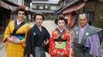 Bruno y Chiara Pinasco protagonizaron divertido cortometraje en japonés - Noticias de trajes típicos