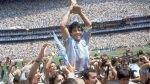 Maradona cumple 53 años: dos de sus goles podrían ser patrimonio histórico - Noticias de peter shilton