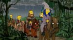 """Los Simpson parodiaron a """"El Hobbit"""" en una nueva cabecera [VIDEO] - Noticias de senor burns"""