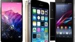 Nexus 5 vs. iPhone 5S y los nuevos teléfonos de alta gama [TABLA COMPARATIVA] - Noticias de lg g2