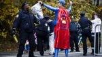 Maratón de Nueva York: impresionantes medidas de seguridad resguardaron a los 48 mil competidores [FOTOS] - Noticias de maratón new york