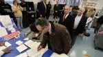 Hoy se elige al nuevo alcalde de Nueva York - Noticias de john lhota