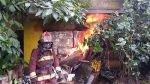 Incendio afectó a varias viviendas en el Cercado de Lima - Noticias de vicente morales duarez