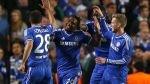 Chelsea goleó 3-0 al Schalke con doblete de Eto'o [VIDEO] - Noticias de timo hildebrand