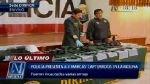 Delincuentes que asaltaron a Pilar Higashi fueron atrapados en La Molina - Noticias de moises sandoval