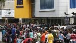 Venezolanos abarrotan tiendas en busca de los precios más bajos - Noticias de dorisbell pena