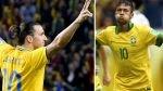 Golazos de Ibrahimovic y Neymar son nominados a mejores del año [VIDEO] - Noticias de daniel luduena