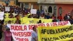 Chiclayo: trabajadores de azucarera Pucalá intentaron tomar colegio sede de Bolivarianos - Noticias de penal de chiclayo